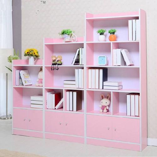 简易儿童书架效果图 给孩子一个舒适的阅读空间