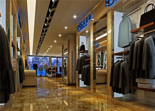 时尚服装店装修风格让设计更吸引人【宝鸡装修半包报价】