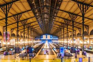 西班牙火车站设计效果图装修