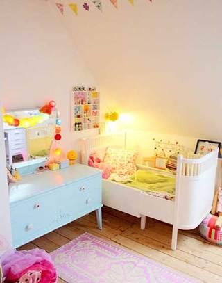 精致儿童房装修装饰效果图