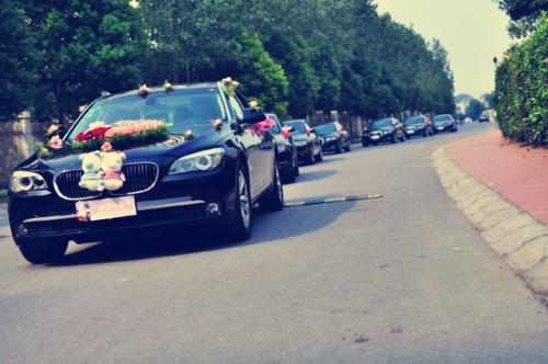 主婚车用什么车好 婚车有什么讲究 业界动态-郑州聚鑫婚庆礼仪有限公司