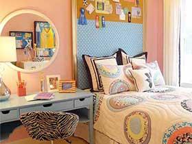 最受欢迎设计  10款女生卧室装修效果图