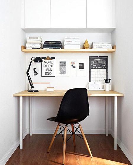 小书房装修书架设计图