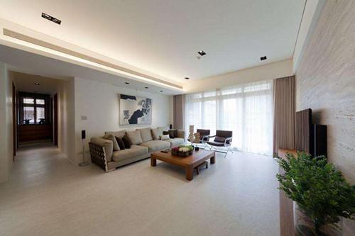 如何裝修兩室一廳更省錢 90平兩室一廳裝修6萬搞定圖片