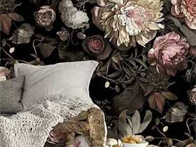 花样世界和生活  10个室内彩绘背景墙图片