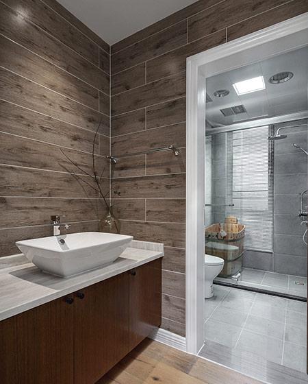 150平简约风格装修干湿分离卫生间