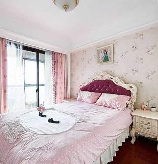 女生卧室背景墙图片大全