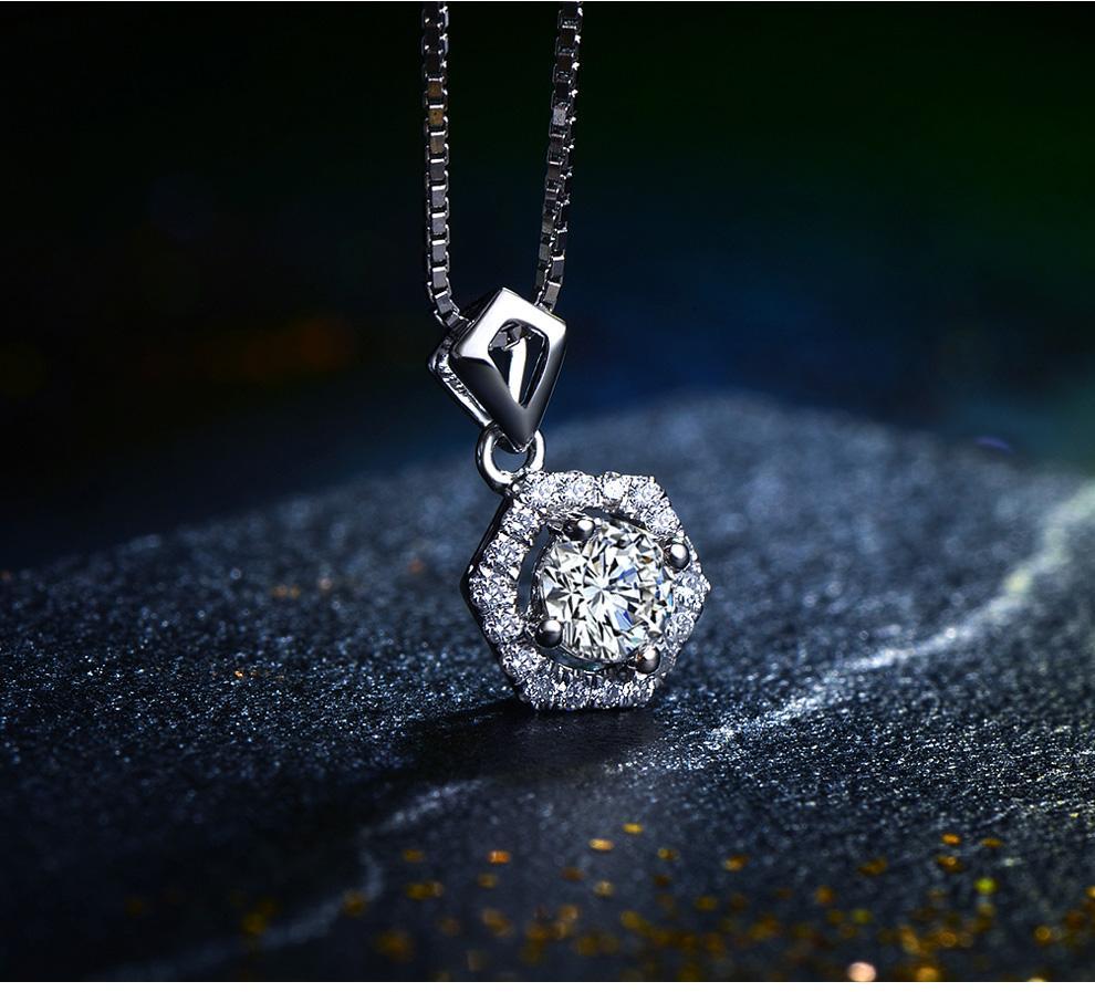 钻石吊坠款式图片欣赏 2017钻石吊坠款式有哪些