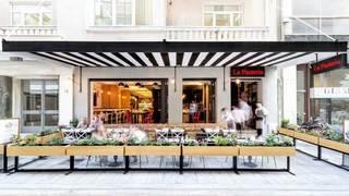 意大利餐厅装修效果图