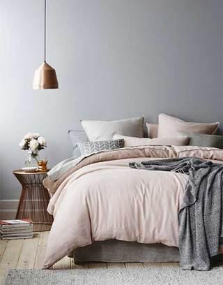 北欧风床头柜装修装饰效果图
