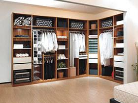 10个卧室衣柜装修效果图 不浪费每一寸空间
