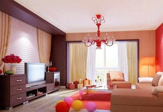 婚房、客厅的布置技巧