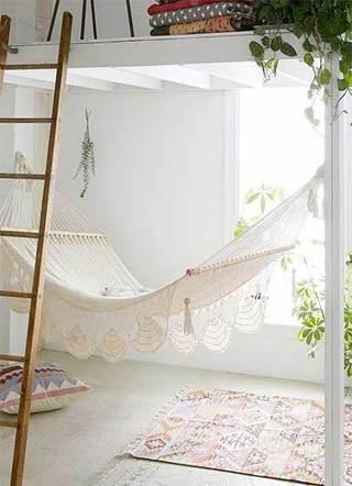室内吊床设计构造图