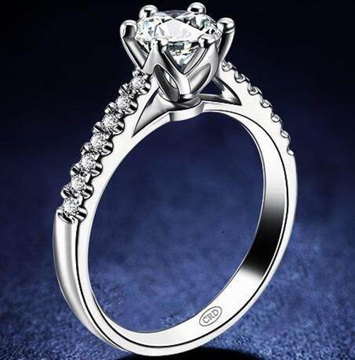 钻石女戒款式欣赏 流行的钻戒款式有哪些
