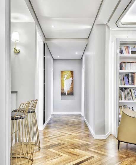 走廊设计参考图片