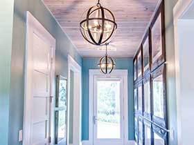 家居纽带关系  10个走廊设计实景图