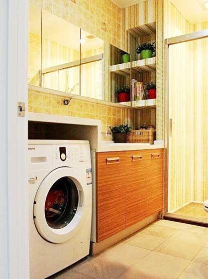 小户型洗衣房设计实景图