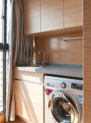 阳台洗衣房装修参考图
