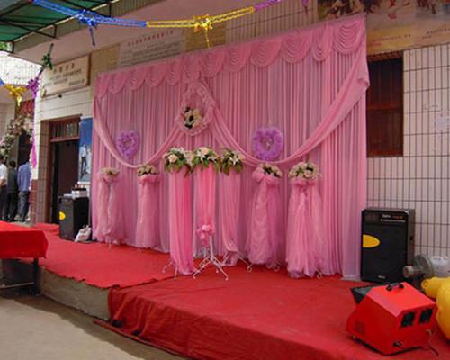 农村婚礼场地布置图片 农村婚礼场地应如何布置