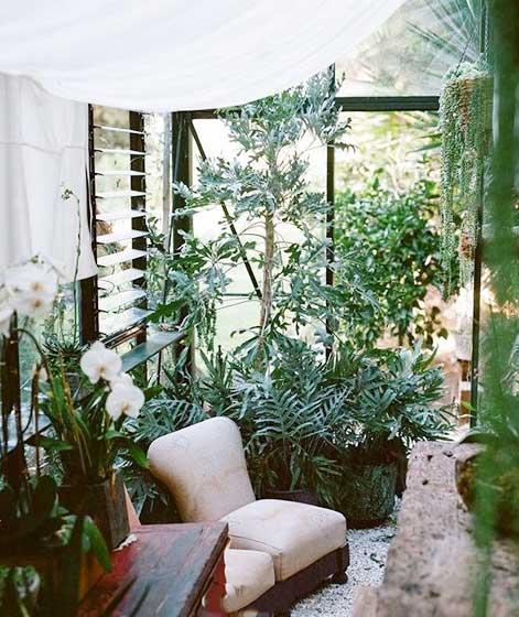 室内花园设计构造图
