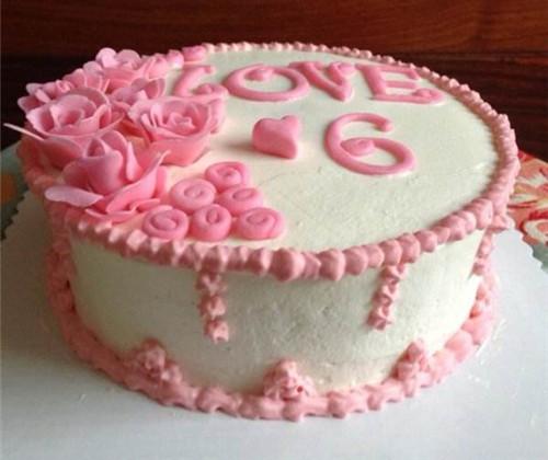 结婚纪念日的蛋糕图片欣赏 适合结婚纪念日的蛋糕有哪些图片