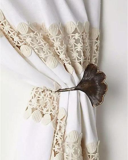 窗帘挂钩图片设计