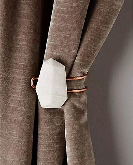 时尚窗帘挂钩装饰装修