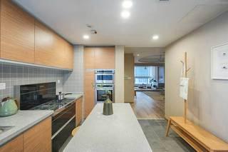 80㎡两居室厨房参考图
