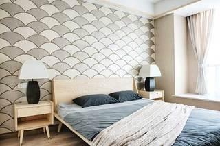 80㎡日式两居室装修卧室图