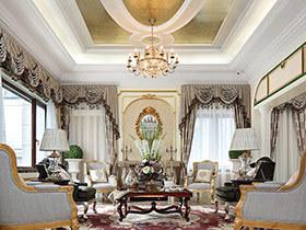 欧式古典风格样板房装修 心灵与空间的对话