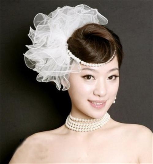 影楼韩式新娘造型有哪些 韩式婚纱照有什么特点
