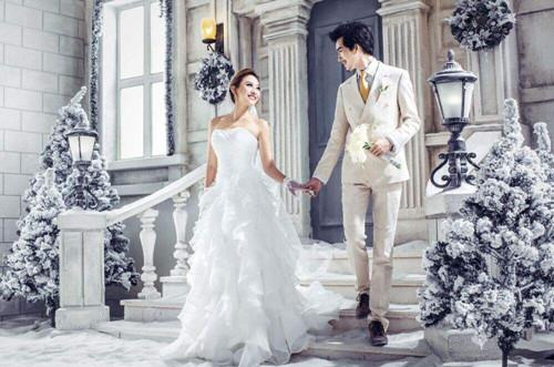 台北新娘婚纱摄影风格推荐四:武侠飘逸风 看过古龙,金庸小说电视剧的