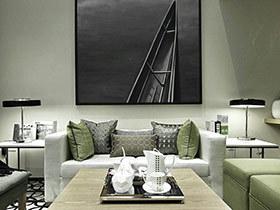 24平现代简约风格小公寓装修 蜗居变豪宅