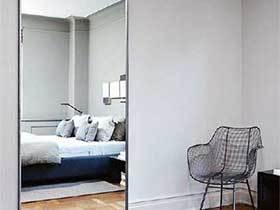家居创意事  10款隐形门设计实景图