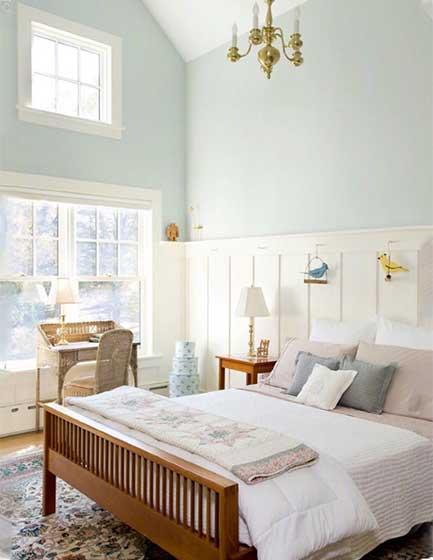 北欧风卧室设计平面图