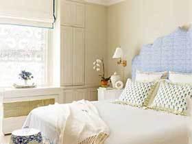 简单的样子  10款简约风格卧室装修图