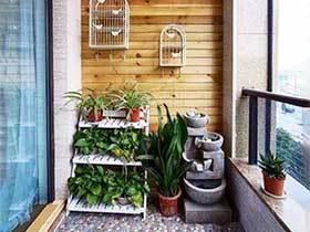 永久的鲜艳  10款花园阳台装饰图片