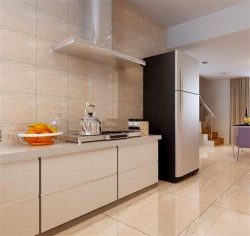 厨房地面装修效果图 厨房地砖怎样搭配更清爽