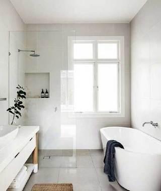 浴室布置设计图片大全
