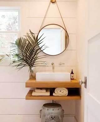 浴室收纳设计图片
