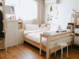 无敌是多么寂寞  10个单身卧室设计装修图