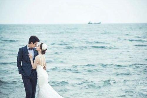 海南婚纱摄影价格 海南拍婚纱照景点推荐