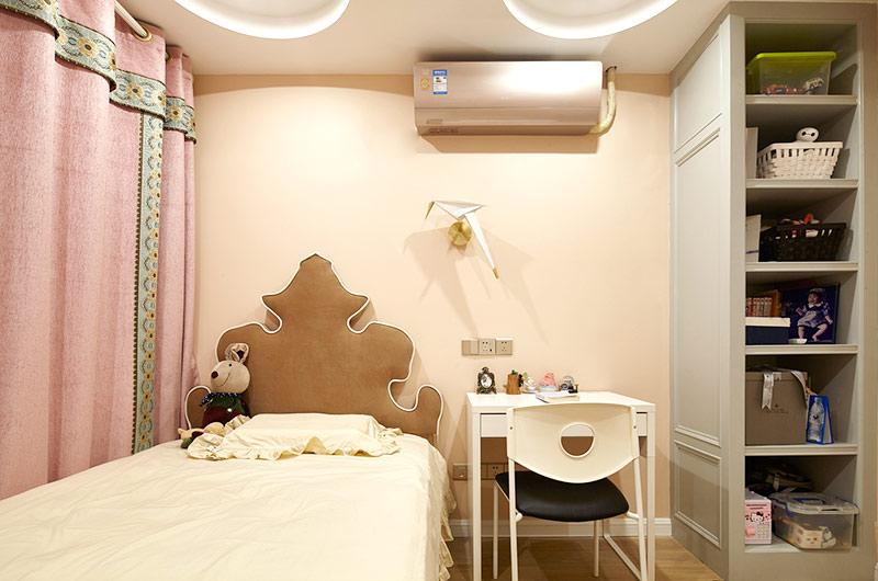 190平现代风格三居儿童房装修