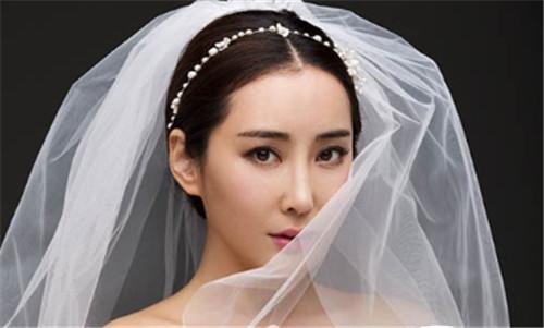 明星结婚发型图片 2017最佳新娘发型参考