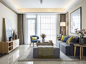 102平北欧风格三居室装修 舒适的人情味