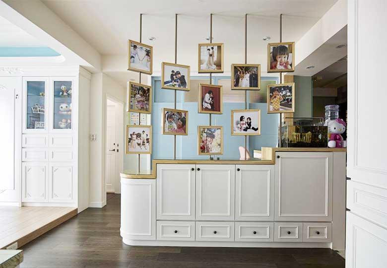 室内创意背景墙图片