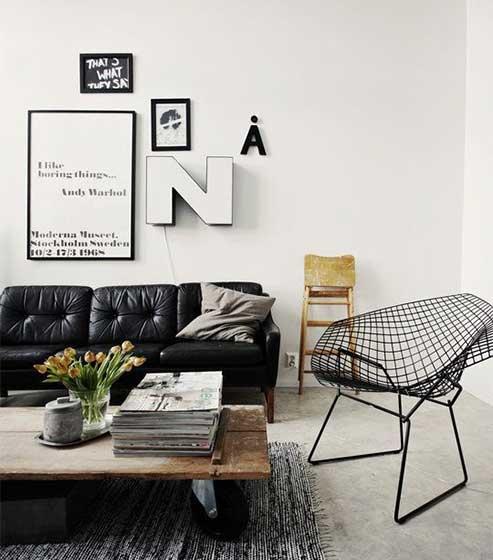 北欧风座椅设计图片
