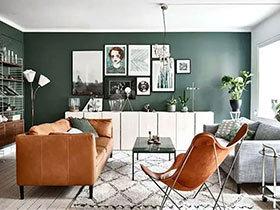 10个混搭风格客厅沙发摆放图片 不成套才好看