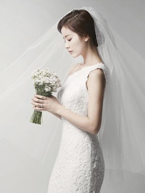 韩式新娘发型图片欣赏2017 怎么弄韩式新娘发型图片