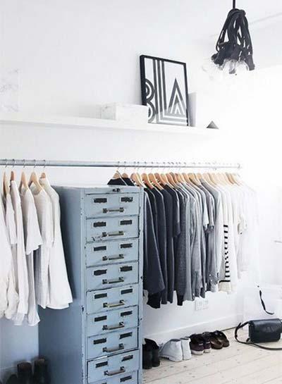 简易衣架设计构造图
